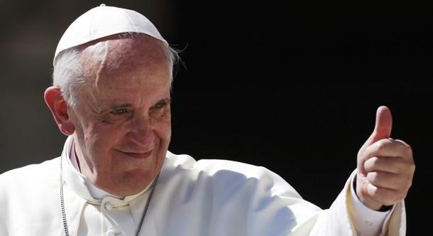 Các chữ của đức giáo hoàng Phanxicô từ A đến Z