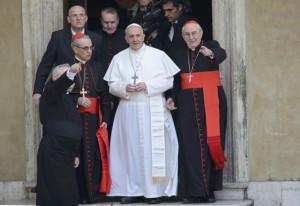 Giáo hoàng Phanxicô đang sẵn sàng để thay đổi Công giáo vĩnh viễn