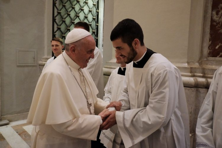 pope francis seminaries