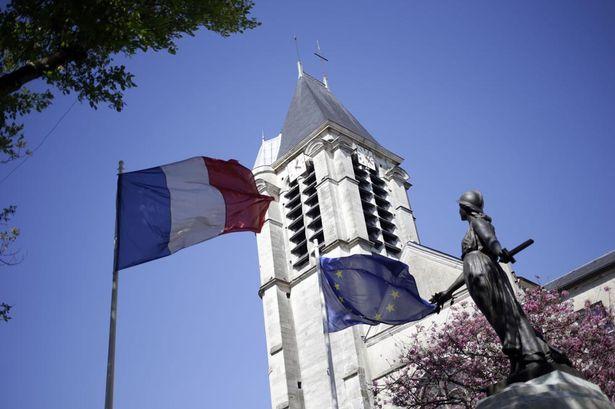 Saint-Cyr-and-Sainte-Julitte-church