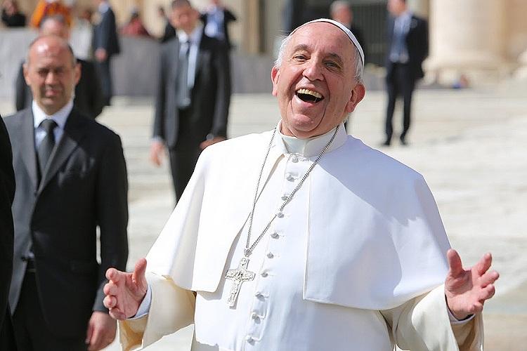 Giáo hoàng tâm sự