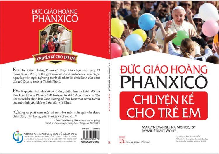 đức giáo hoàng phanxicô kể chuyện cho trẻ em