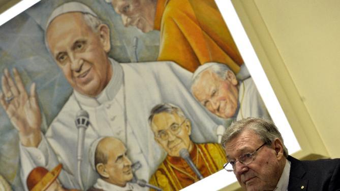Cardinal Pell - Popes