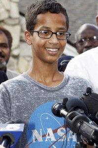 Ahmed cám ơn mọi người đã ủng hộ em