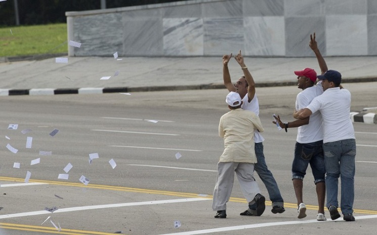 Anti-government activists prevented from meeting Pope in Cuba