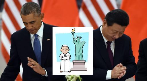 Obama Tập Cận Bình