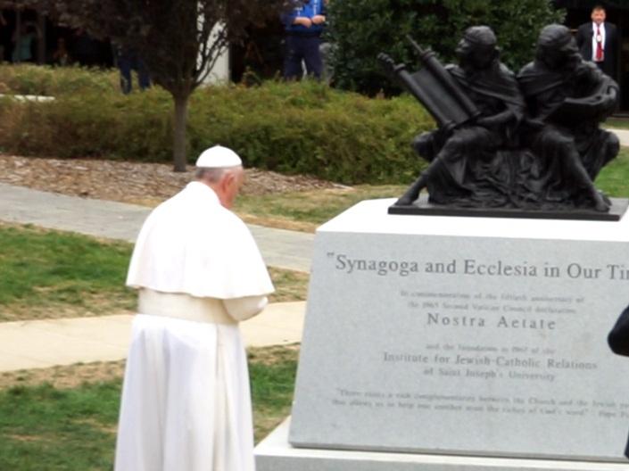 Pope+Francis+St+Joe+Surprise+Stop+Statue