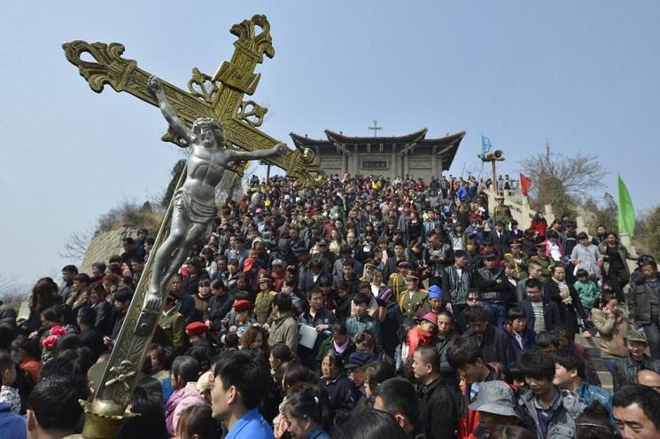 Công giáo ở Trung Quốc
