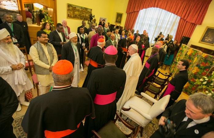 Gặp gỡ liên tôn giáo Nairobi