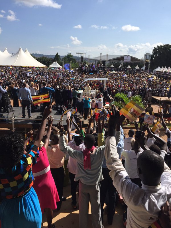 Giới trẻ Uganda