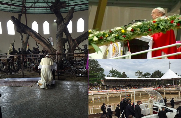 cầu nguyện thánh tử đạo Uganda