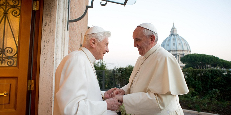 Vatican Two Popes