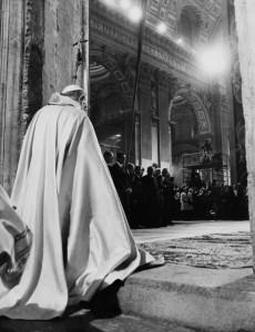 Phaolô VI cửa thánh