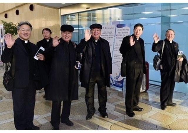 Giám mục Nam Hàn