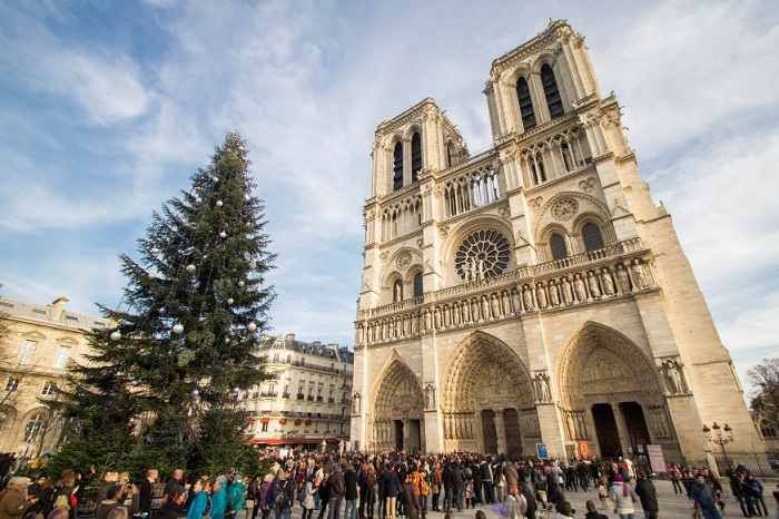 Christmas at Notre-Dame
