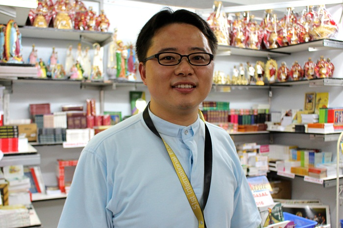 linh mục Martin Cui