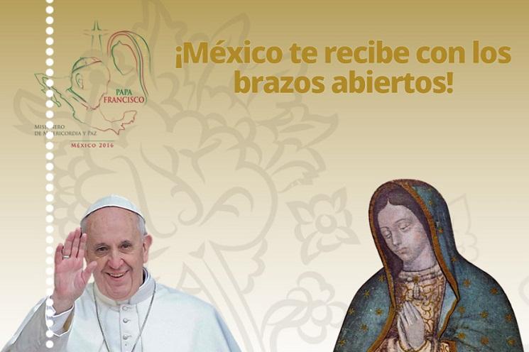 Đức Phanxicô ở Mexico