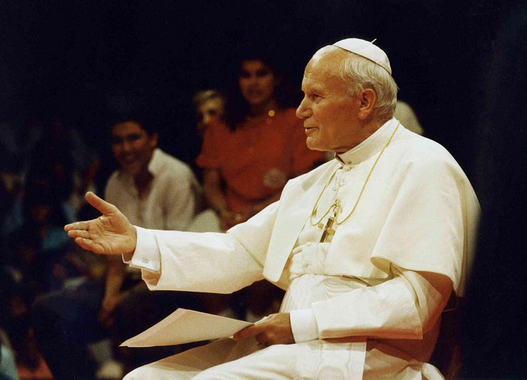 KNIGHTS OF COLUMBUS - New Documentary on Pope St. John Paul II