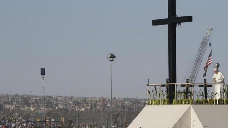 Cầu nguyện thánh giá biên giới