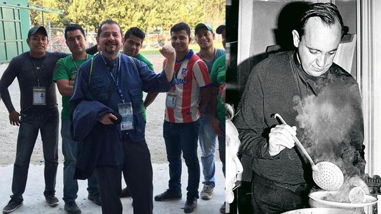 Cha Guillermo Ortiz - Bergolio