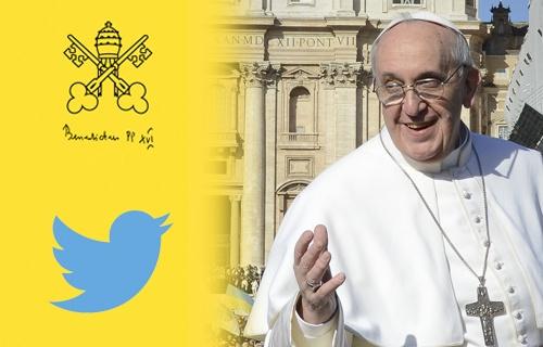 Francis Tweet