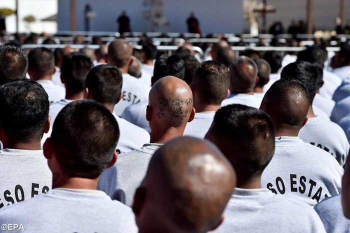 Thăm nhà tù Ciudad Juarez 3