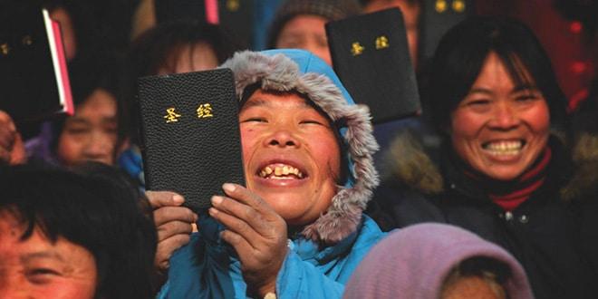 Trung Quốc - Bản dịch mới của Thánh Kinh