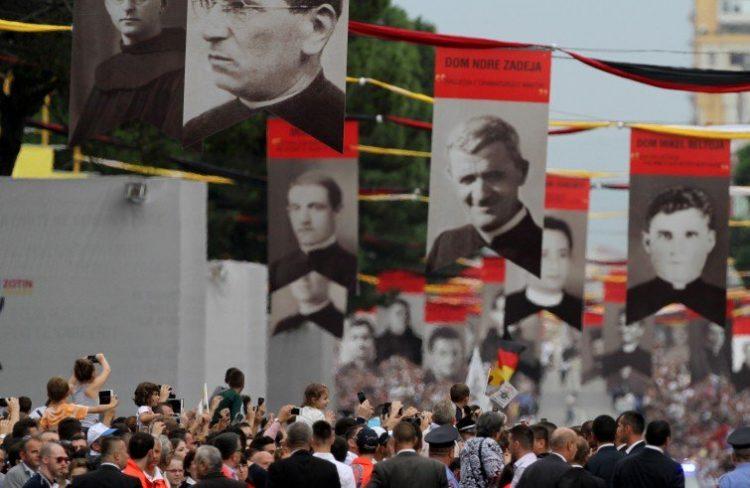 38 vị tử đạo người Albania