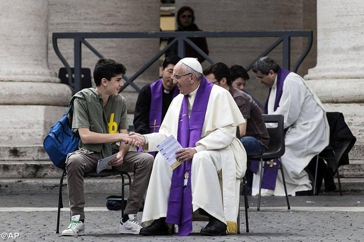 Thiếu niên xưng tội