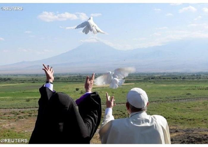 Tuyên bố chung Armenia