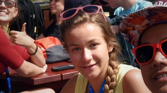 Anne, 23 tuổi, ở Koszalin, Ba Lan ngày 21 tháng 7-2016