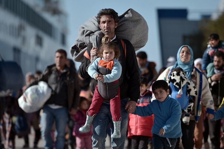 Người tị nạn ở châu Âu