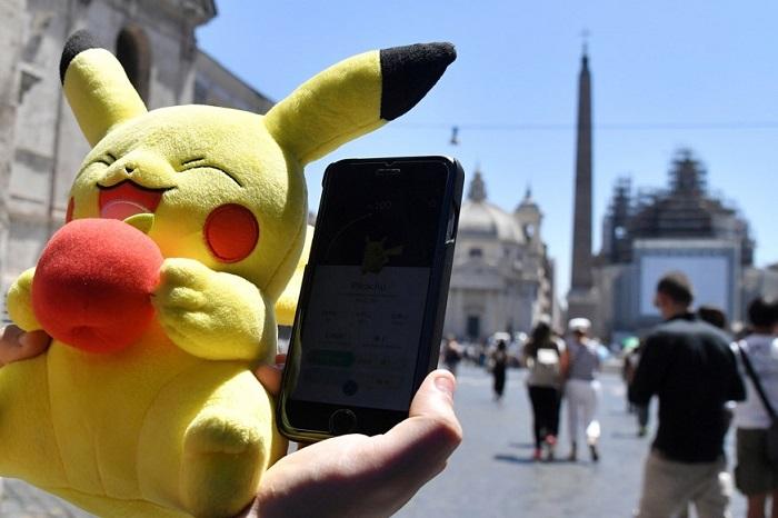 Pokemon Go Vatican