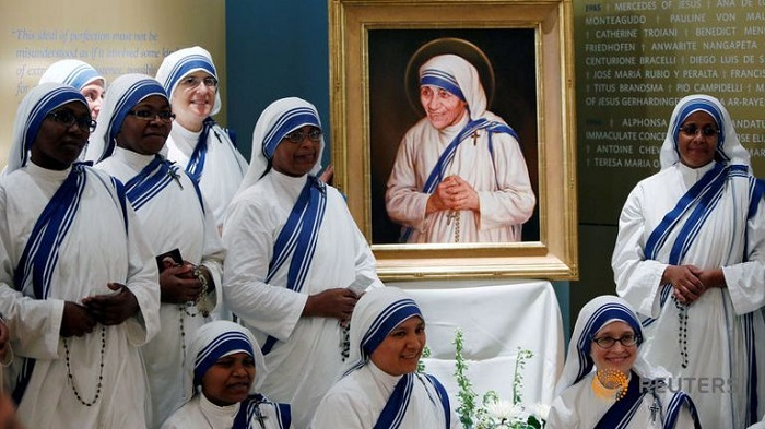 mother teresa missionaries of charity