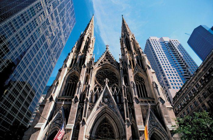 Nhà thờ chính tòa St. Patrick ở New York