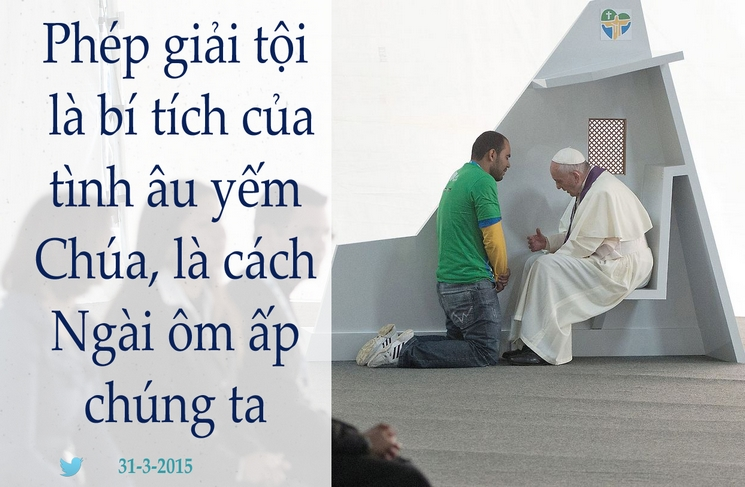 BRAZIL-POPE-WYD-YOUNGSTERS-CONFESSIONS